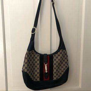 Authentic Gucci Jackie bag